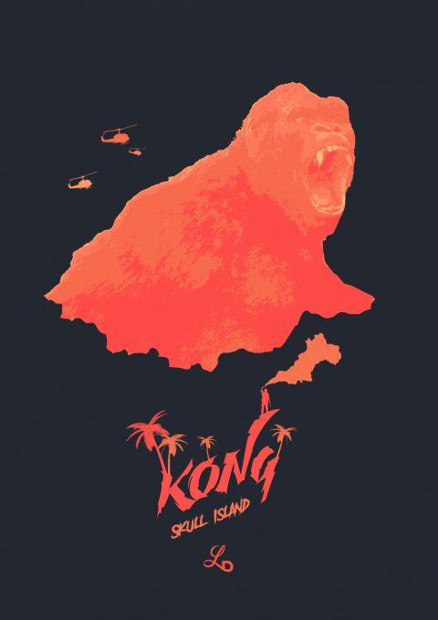 Monsters Exist – Kong: Skull Island