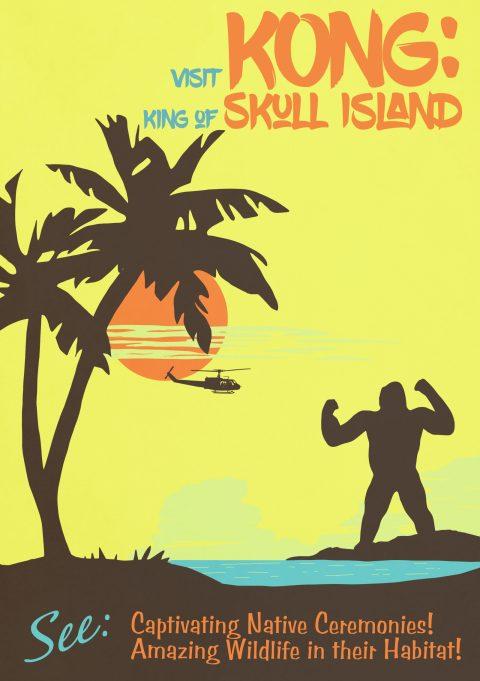Visit Skull Island