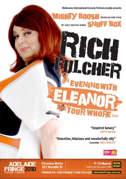 RICH FULCHER – ELEANOR THE TOUR WHORE