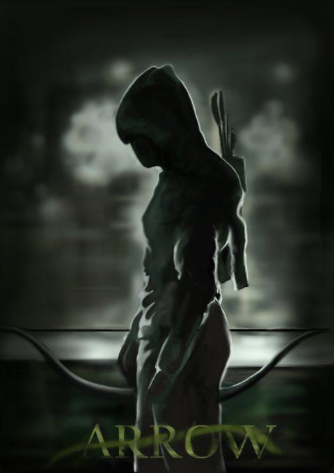 Arrow – alternative poster