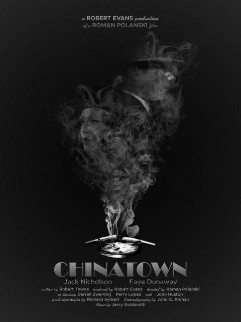 Chinatown Smoke Poster
