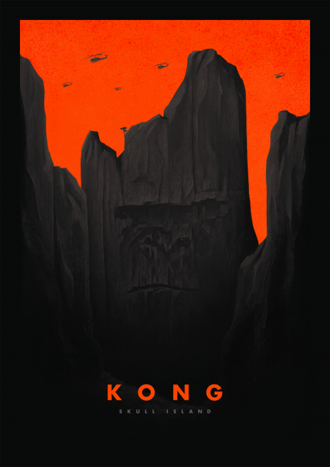 Kong: Skull Island *adjusted