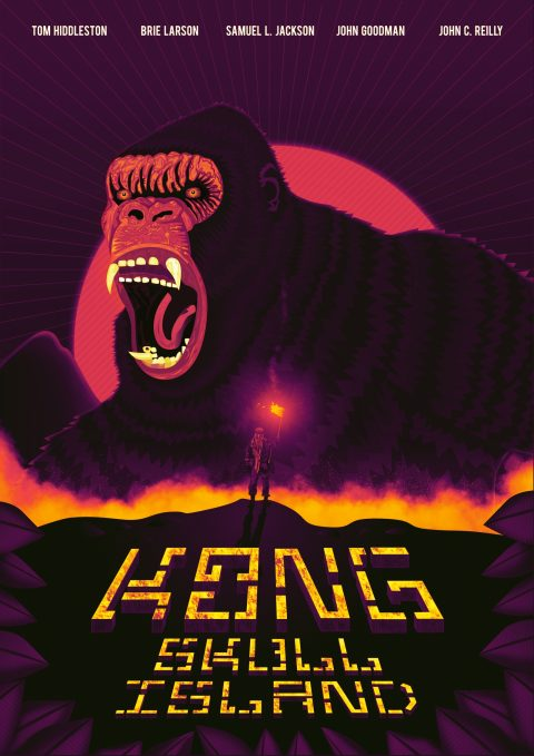 Kong Skull Island Alternative