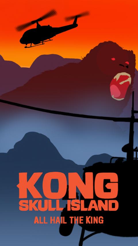 Kong- Skull Island
