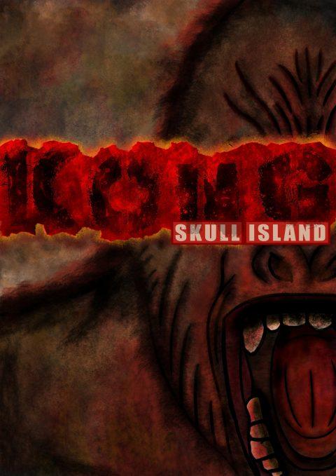 Kong Skull Island – Cave Painting