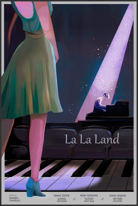 Alternative Poster La La Land