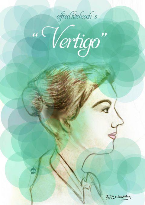 Vertigo by 9IIRLUSTRATION