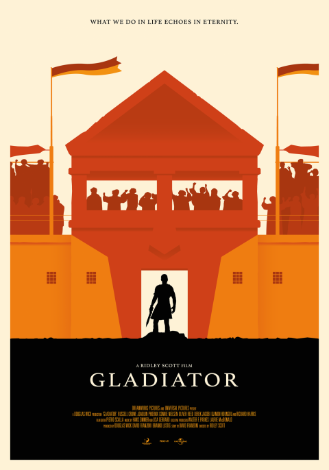 GLADIATOR (Special Commission)