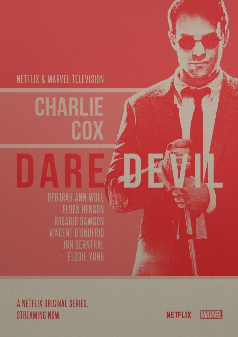 NETFLIX : DARE DEVIL