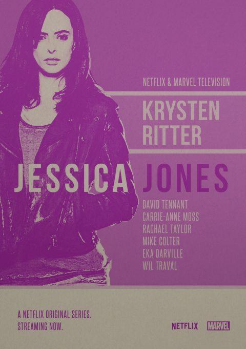 NETFLIX : JESSICA JONES