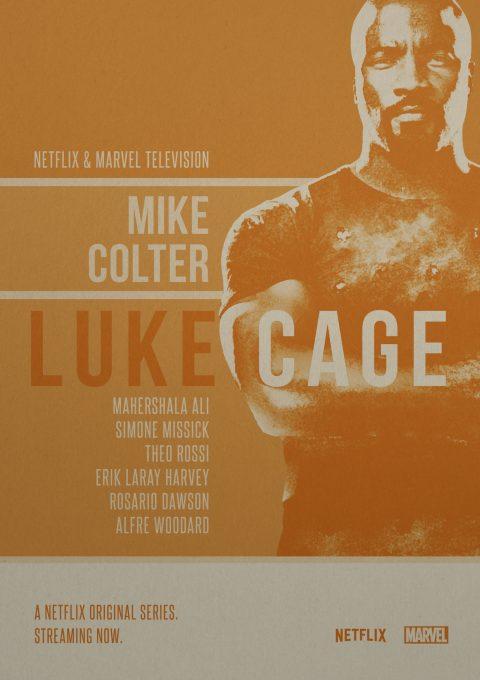NETFLIX : LUKE CAGE