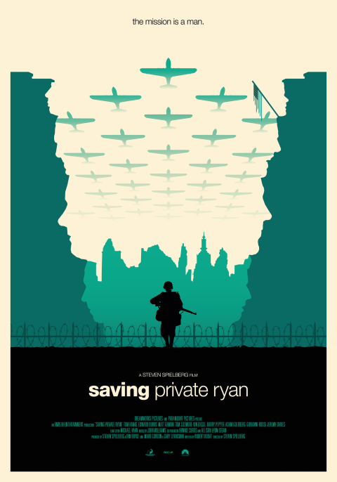 SAVING PRIVATE RYAN (Special Commission)