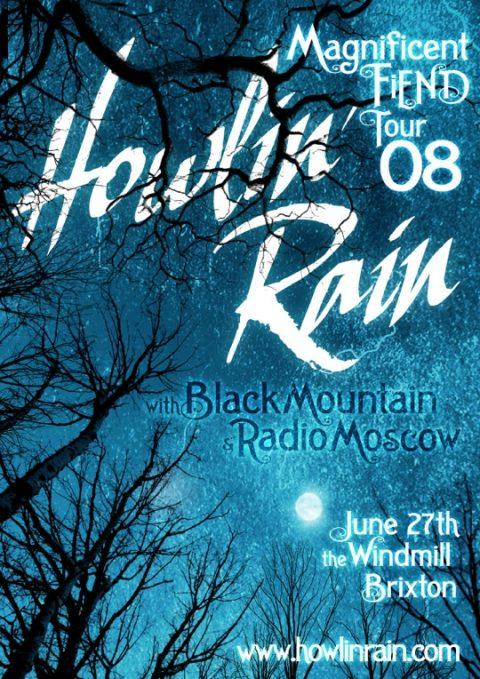 Howlin' Rain, Magnificent Fiend