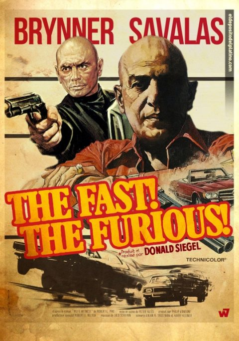 THE FAST! THE FURIOUS!