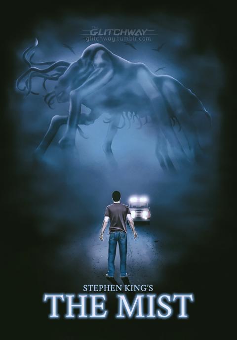 """Stephen King's """"The Mist"""" Fan Poster"""
