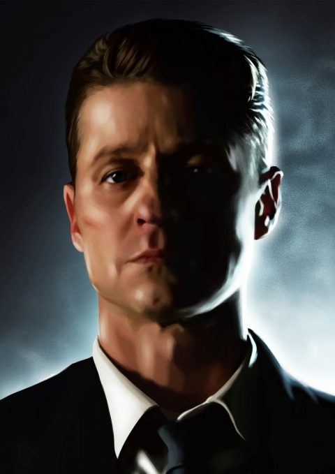 Detective Jim Gordon