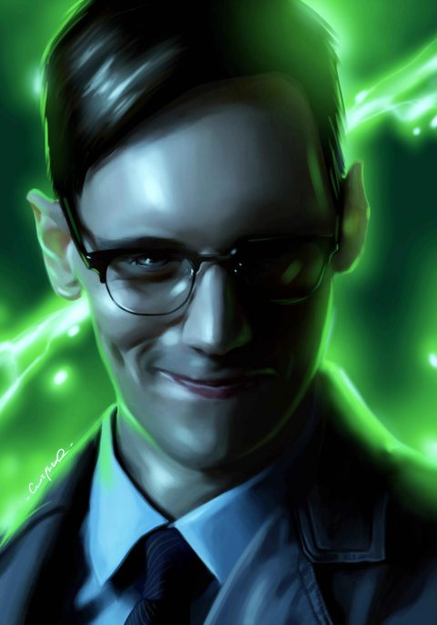 The Ridler Edward Nygma