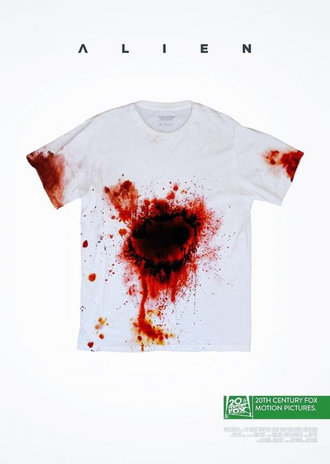 Alien – Bloody T-Shirt