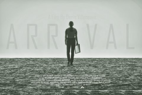 Arrival Alternative Movie Poster
