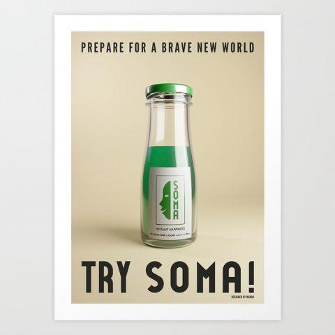 Try Soma !