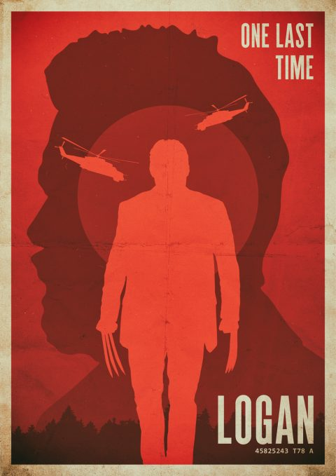 Logan Alternative Movie Poster