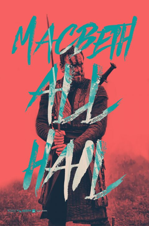 Macbeth 2015 Alternative Movie Poster