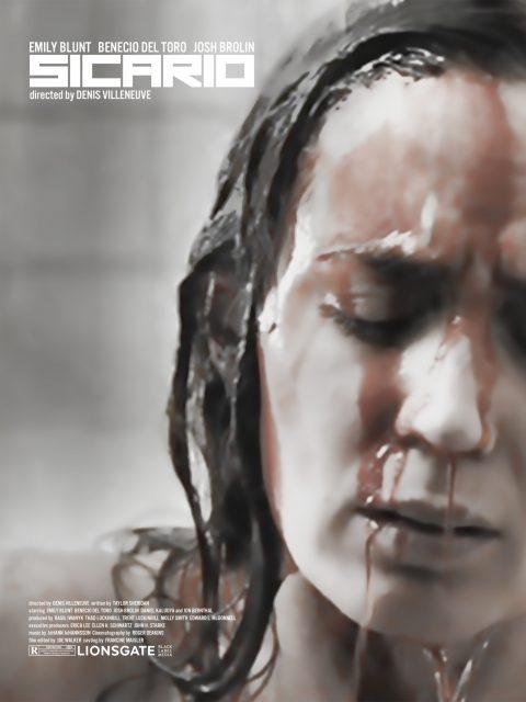 Sicario Alternative Movie Poster