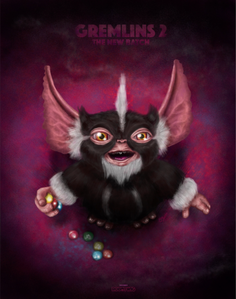 Gremlins 2 – The New Batch – Mohawk