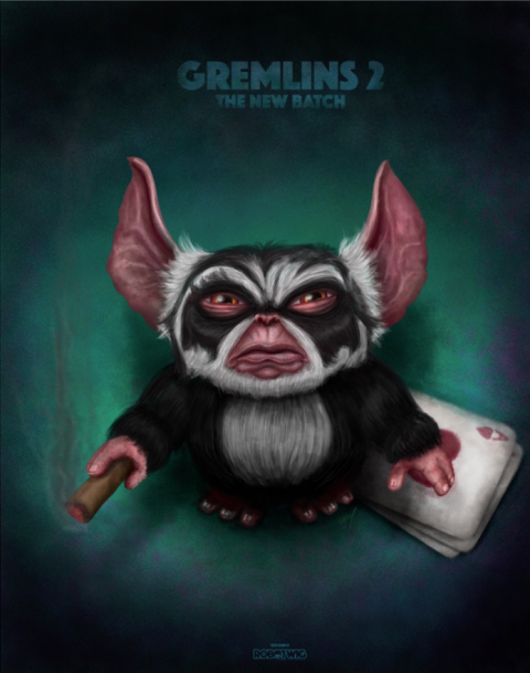 Gremlins 2 – The New Batch – George