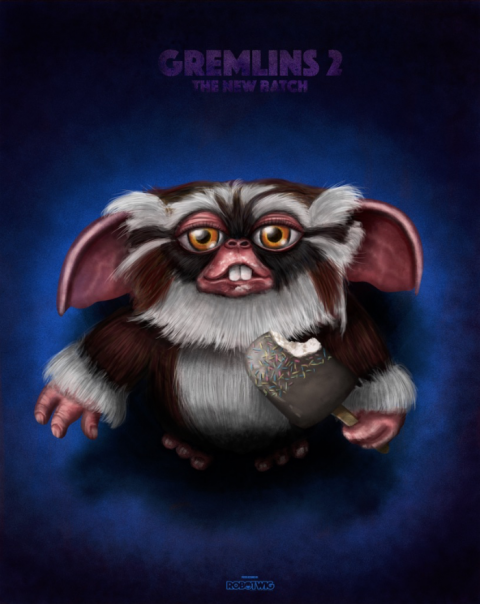 Gremlins 2 – The New Batch – Lenny