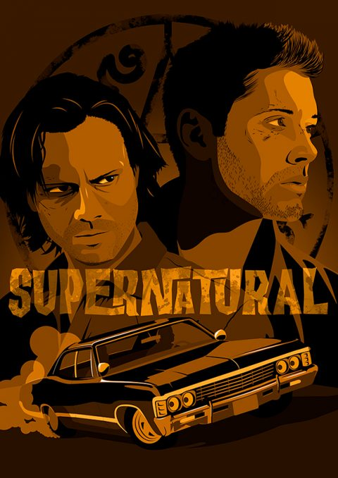 The Winchesters (Gold)