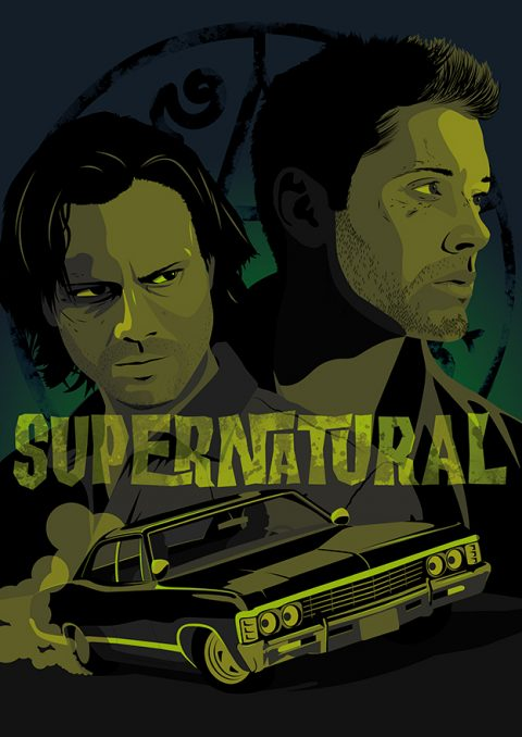 Supernatural (Green)