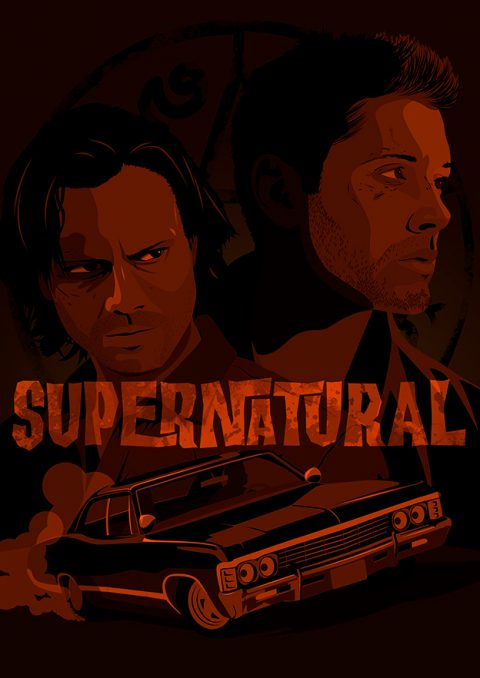 Supernatural (Red)