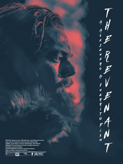 The Revenant Alternative Poster