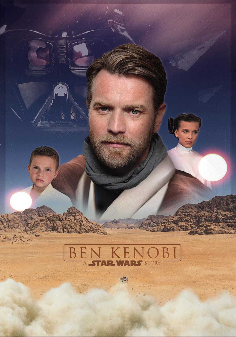 Kenobi A Star Wars Story