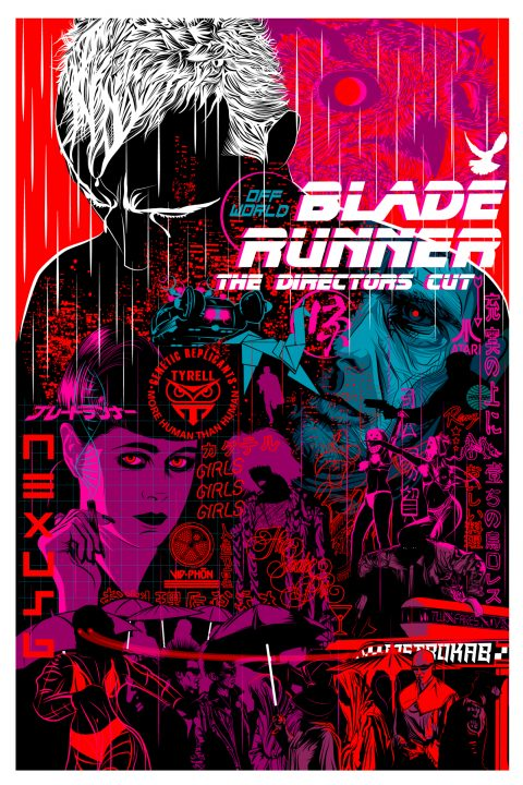 Bladerunner : The Directors Cut