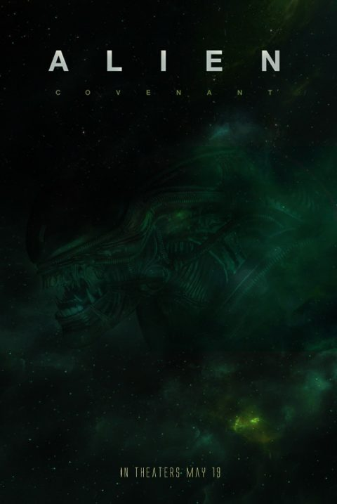 Alien Covenant poster (revised)