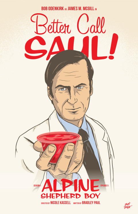 Better Call Saul episode 105