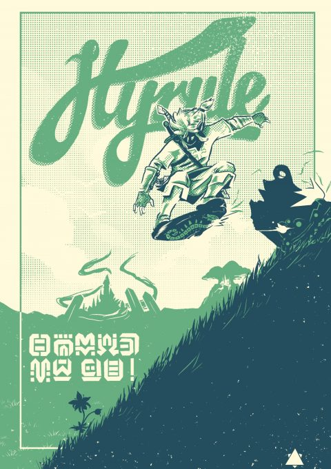 Vist Hyrule!