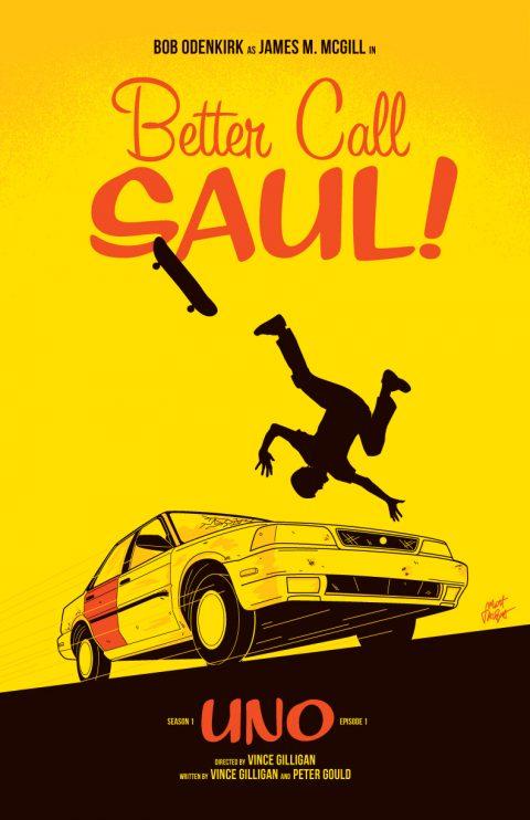 Better Call Saul episode 101