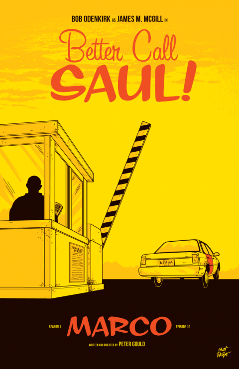 Better Call Saul episode 110