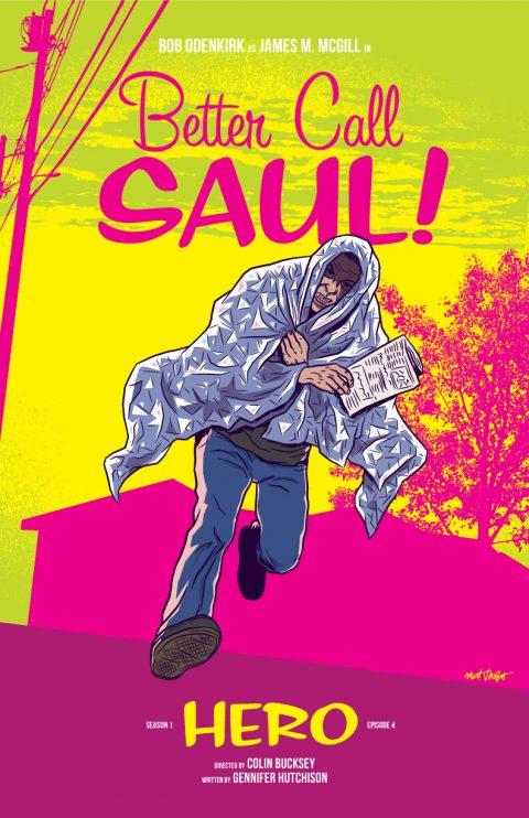 Better Call Saul episode 104