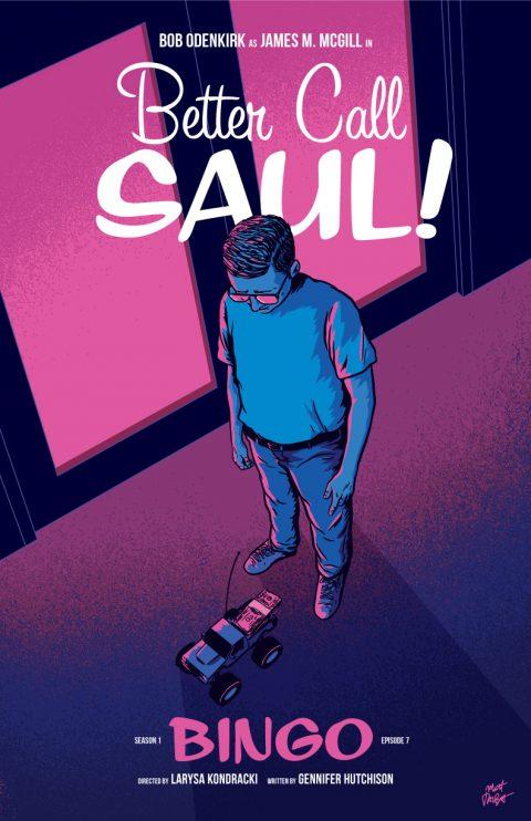 Better Call Saul episode 107