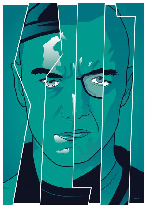 SPLIT Poster Art