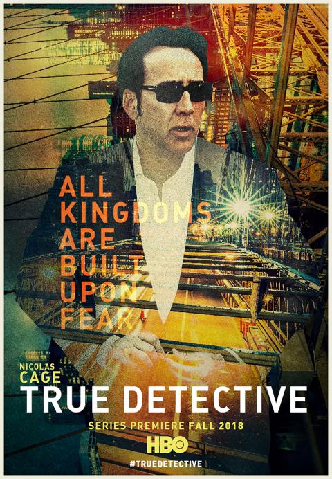 True Detective Season 3 w/ Nicolas Cage
