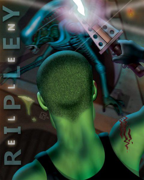 Alien 3 Ellen Ripley