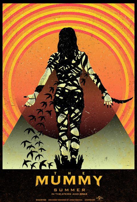 The Mummy Poster Design III