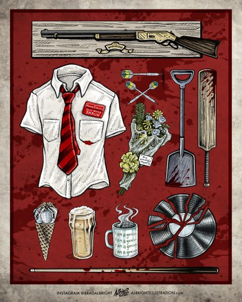 SHAUN of the DEAD | Movie Prop Series