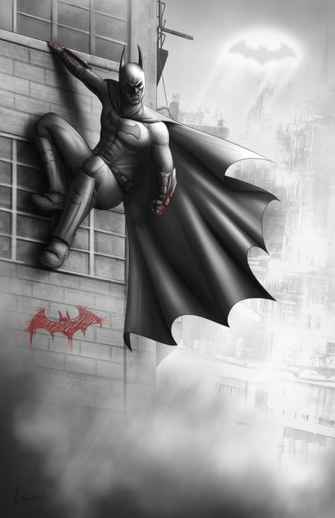 50 Shades of Arkham
