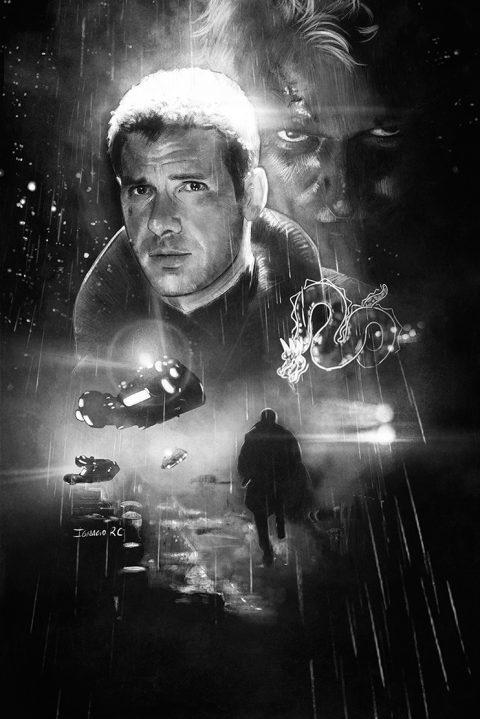 Blade Runner comp